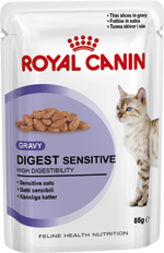digestive bouchées alimentation humide chat race persan exotic shorthair